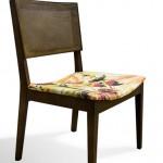 Lider Interiores - Cadeira Banzo - Estampa Victor Dzenk