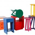 Linha Colori de criados mudos e mesas laterais - lancamento da QUARTO COMPOSTO - foto 3