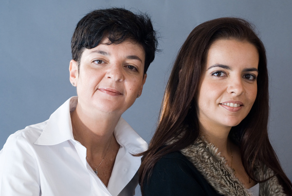 Entrevista com Gisele e Adriana Falcão