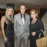 Ana Paula Barbosa, Cristiano Piquet e F+ítima Martins