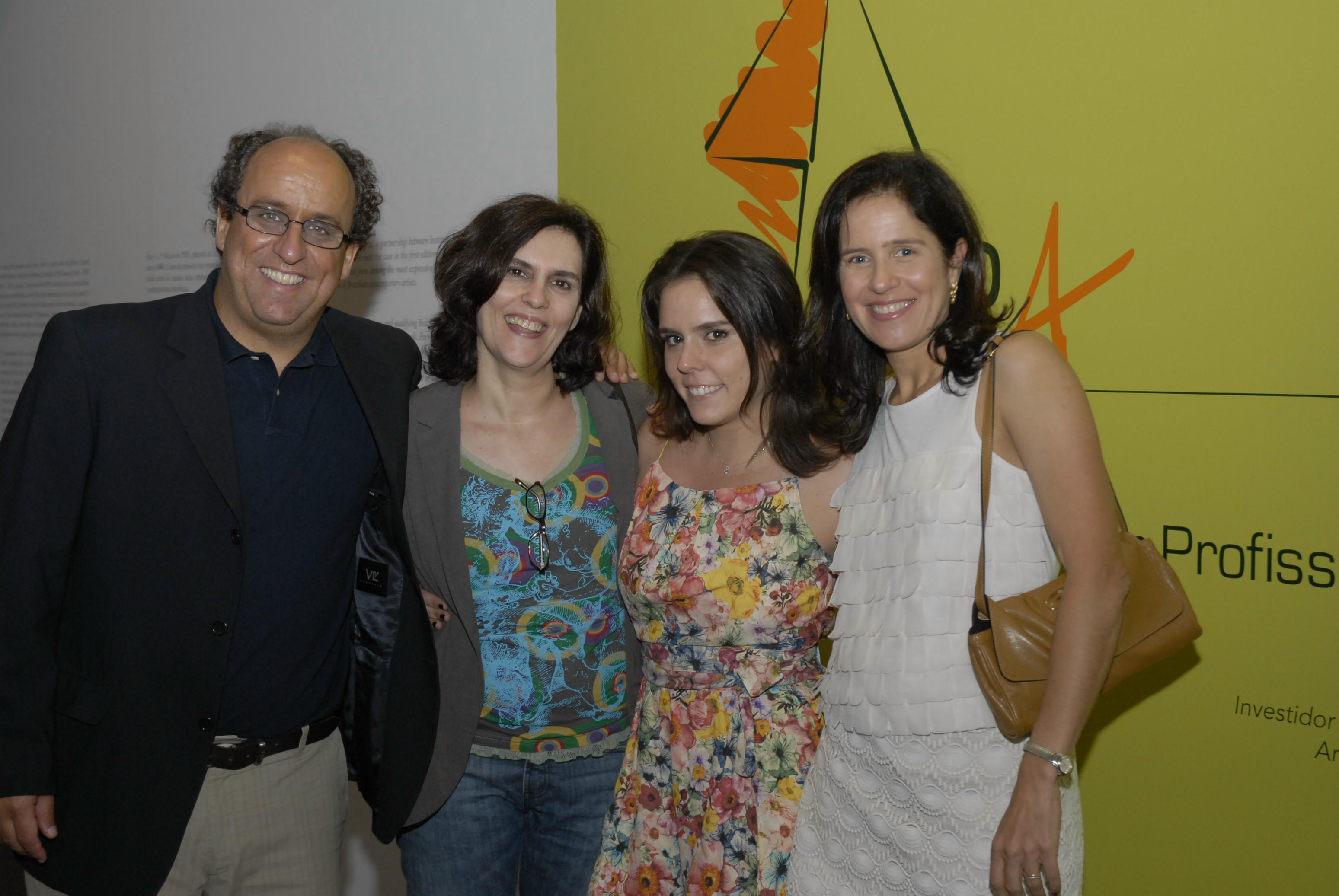 Apresentação dos 4 finalistas do Prêmio Pipa