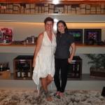 Monica Camargo e Lia Lamego