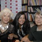 Rubia Bueno do Prado, Lia Siqueira e Stella Moutinho