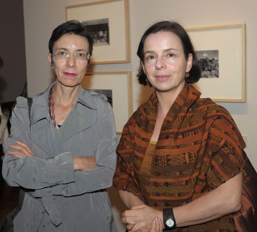 Abertura de duas exposições no IMS