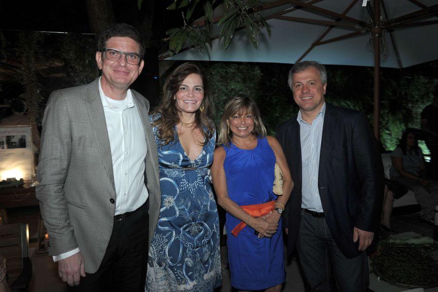 Saccaro comemora 65 anos no Casa Cor Rio