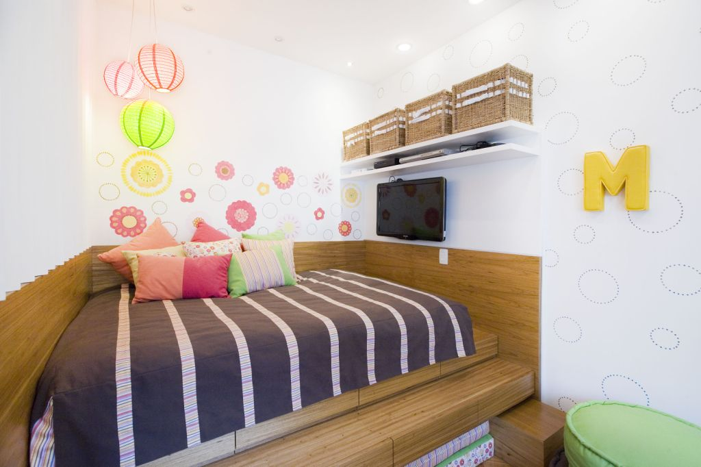 BEA Arquitetura entrega quarto infantil