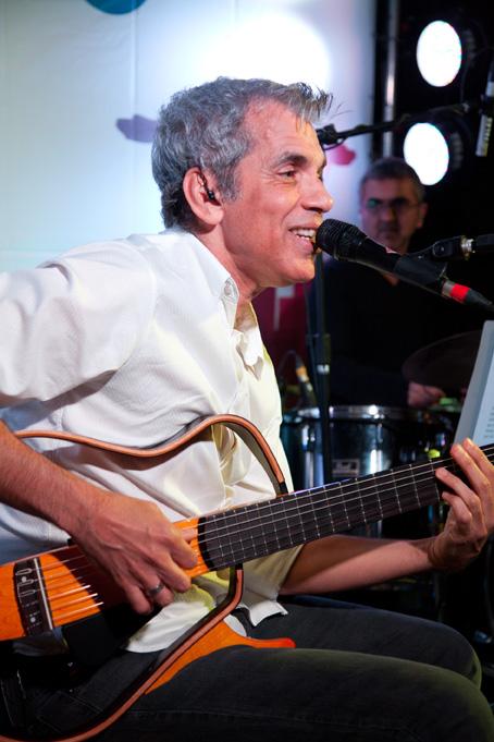 Celso Fonseca no Casa Cor Rio
