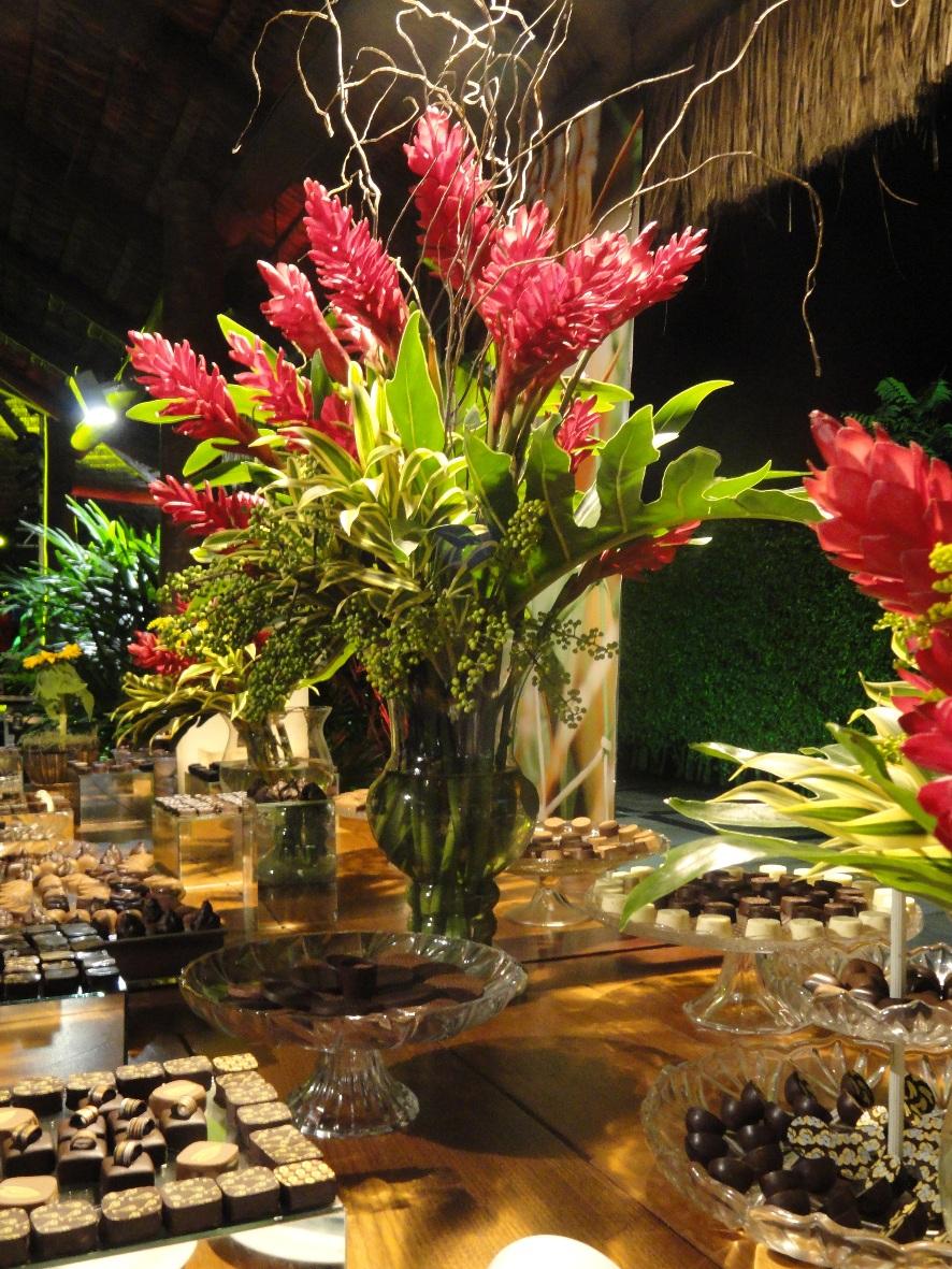 Festas com decoração sustentável