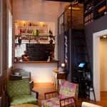 Projeto do arquiteto Mauricio Nobrega - Restaurante Irajá, em Botafogo