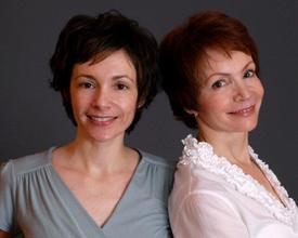 Entrevista com Angela Barquete e Cris Dornelles