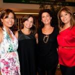 Patrícia Meza, Suzana da Costa, Teresa Pellitteri, Angela Meza