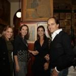 Camila Avesani, Esther Schattan, Carolina e Dado Castello Branco