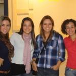 Tatiana Mendes_Bruna Balbi_Flavia Santoro e Dani Parreira