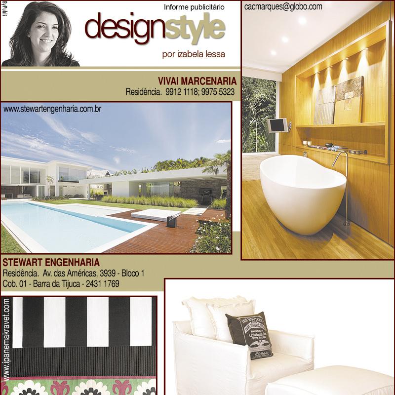 Publieditorial Design Style por Izabela Lessa
