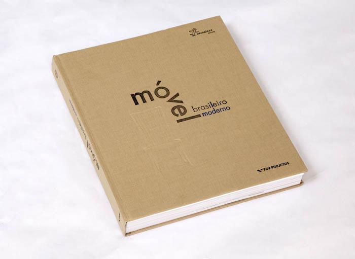 Livro reúne o melhor do mobiliário moderno brasileiro
