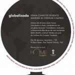 Convite GLOBALIZADO Lancamento