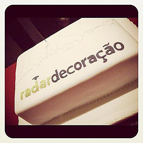 Comemoração de 01 ano do Radar Decoração