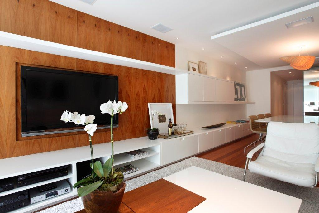 Paloma Yamagata projeta apartamento em Botafogo