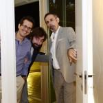 Bruno Carvalho, Matteo Boreggio e Gian Luca Bellotti