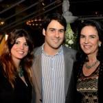 Nayla e Carlos Felipe Carvalho e Joy Garrido