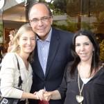 Patricia Marinho, Arnaldo Danemberg e Paola Ribeiro