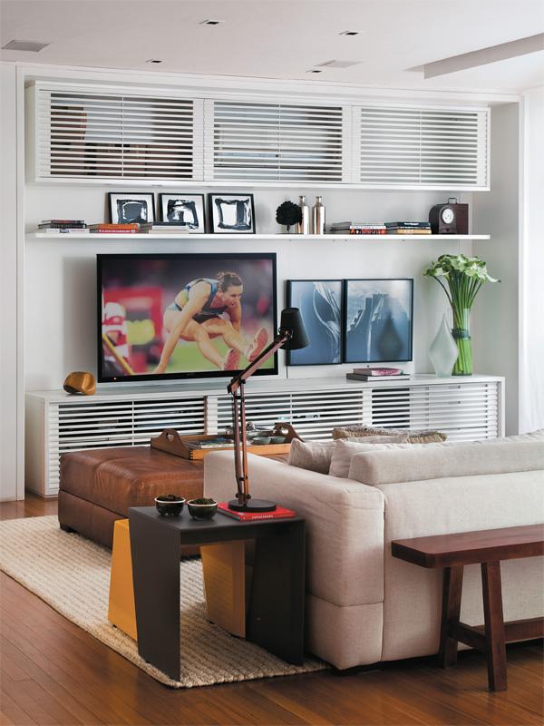 Sala De Tv Com Rack ~ Transformações na sala de TV 07projetosrackssalatv – Radar