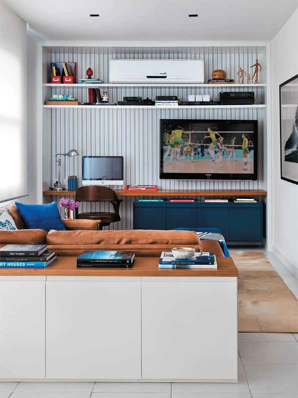 decoracao de sala rack:Transformações na sala de TV 15-projetos-racks-sala-tv – Radar
