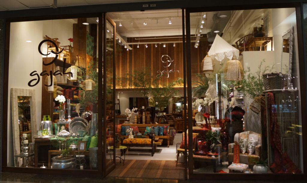 Nova loja traz o universo da decoração asiática