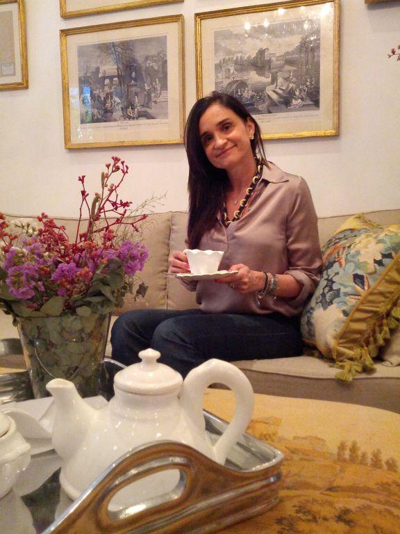 Bettina d'Archemont garimpa novidades para sua marca