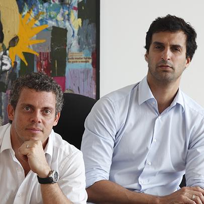 Entrevista com Alexandre Gedeon e Hugo Schwartz
