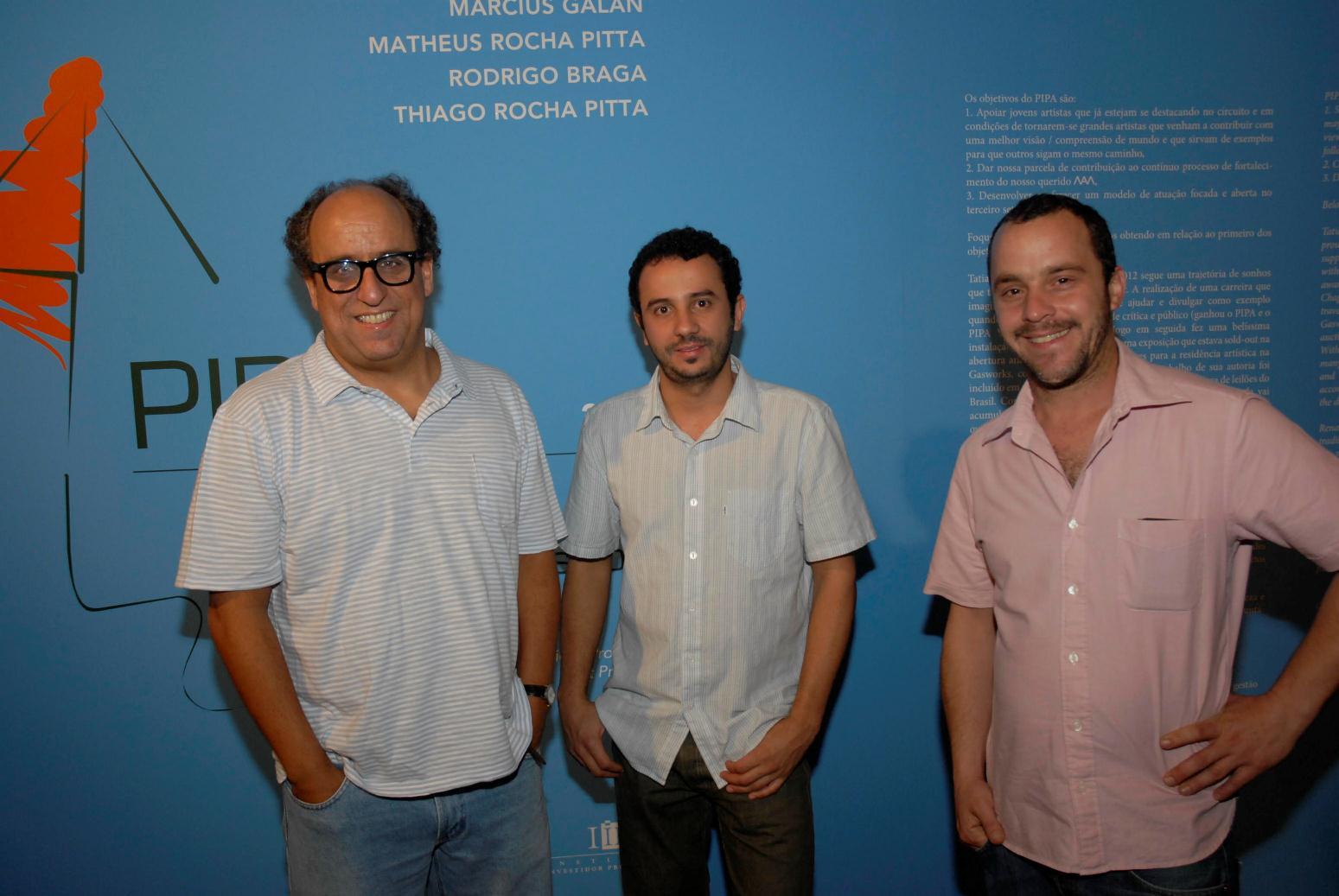 """Abertura da exposição """"Prêmio PIPA 2012"""""""
