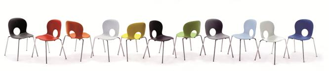 Novidade italiana: Cadeira Olivia