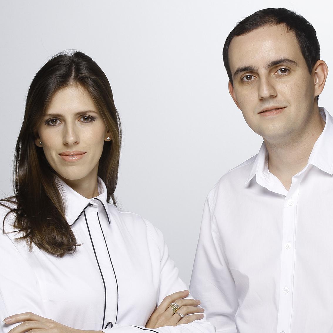 Entrevista com Juliana Vasconcellos e Carlos Maia