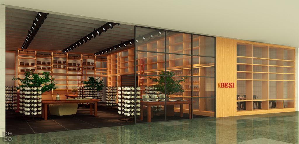 Besi abre nova loja na Barra