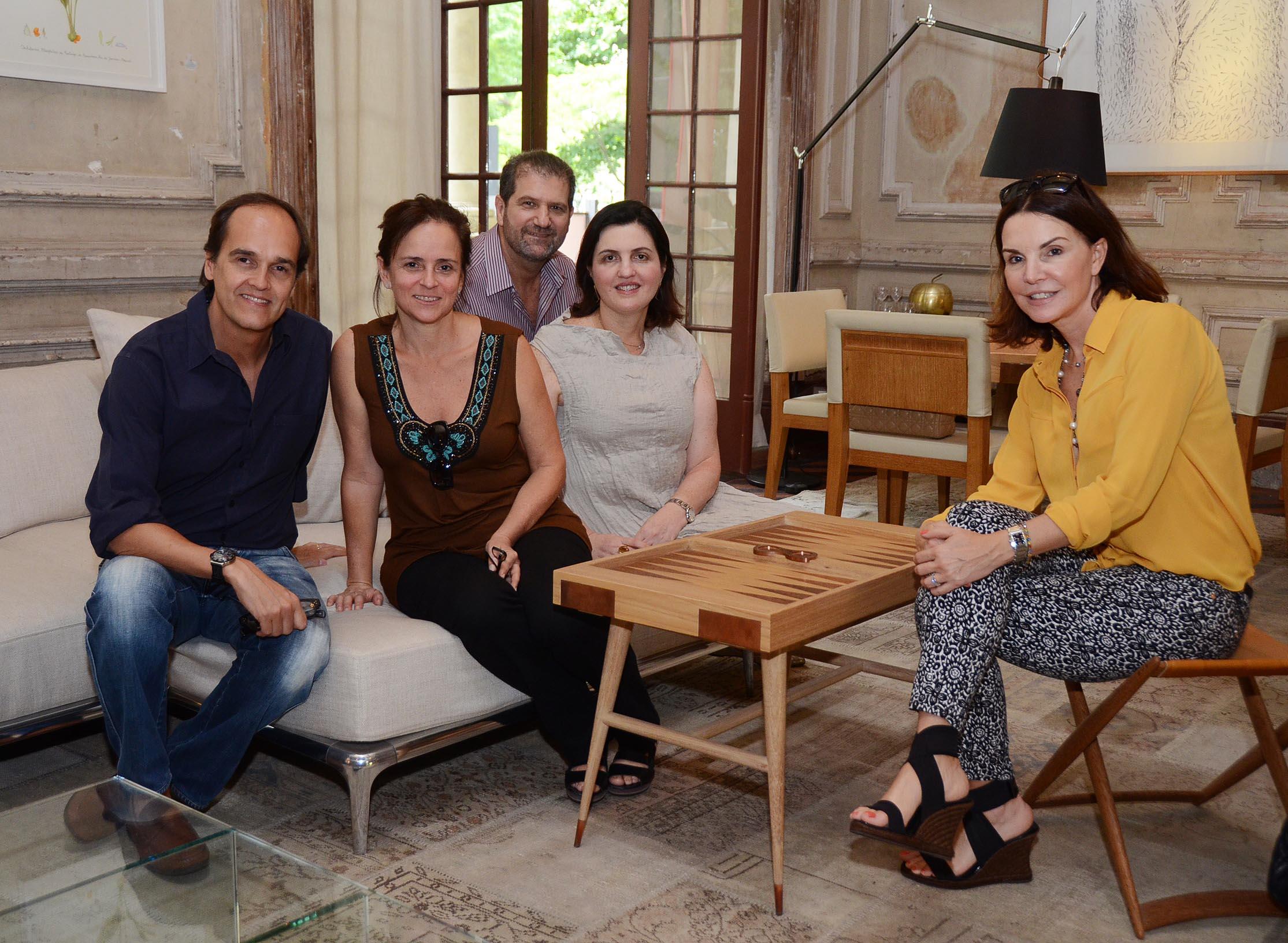 Orlean leva arquitetos paulistanos para visitar o Casa Cor Rio