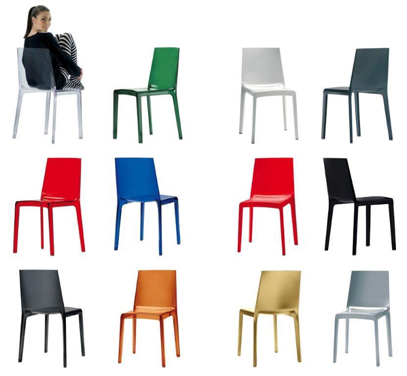 Cadeiras de designer italiano