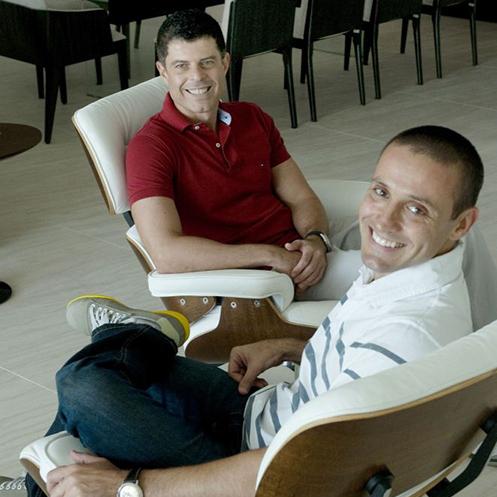 Entrevista com Jorge Nascimento e Guilherme Saggese
