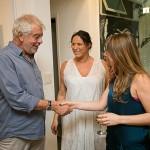 Antonio Bernardo,      Alessandra Clark e Ana Mestre