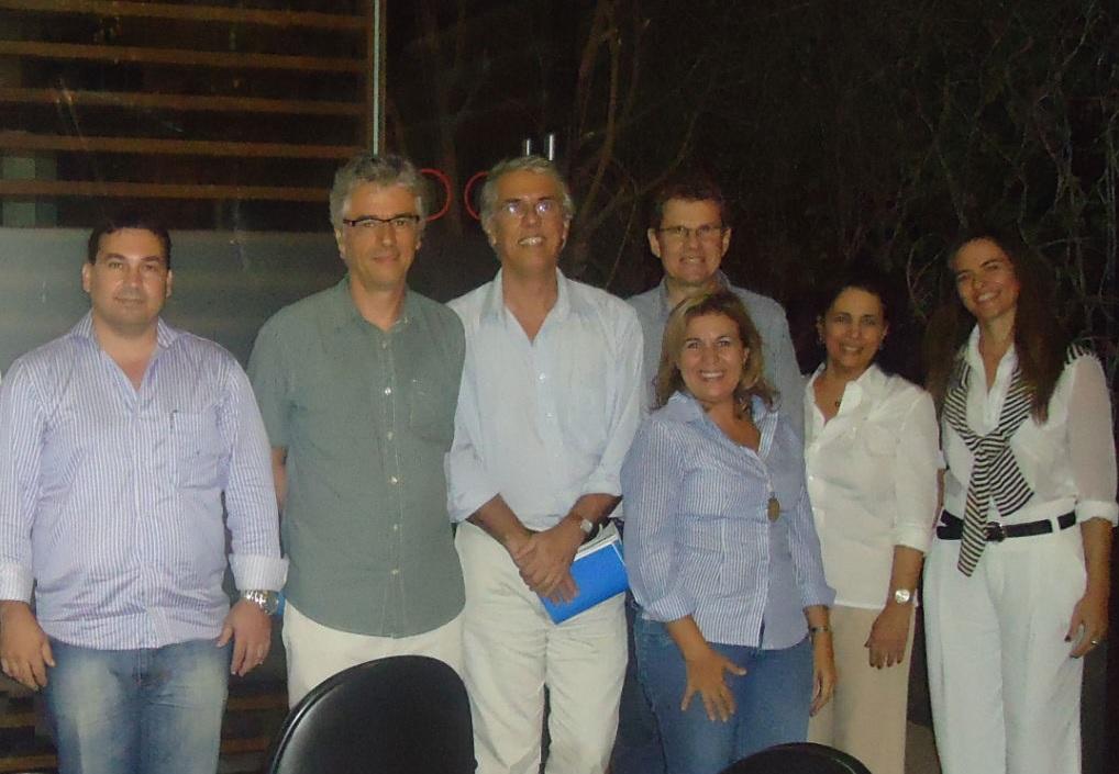 Café com o presidente da ASBEA/RJ