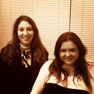 Entrevista com Flavia Utchitel e Vanessa Mena Barreto
