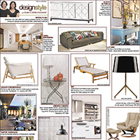 Publieditorial Design Style por Laura e Cristina Bezamat