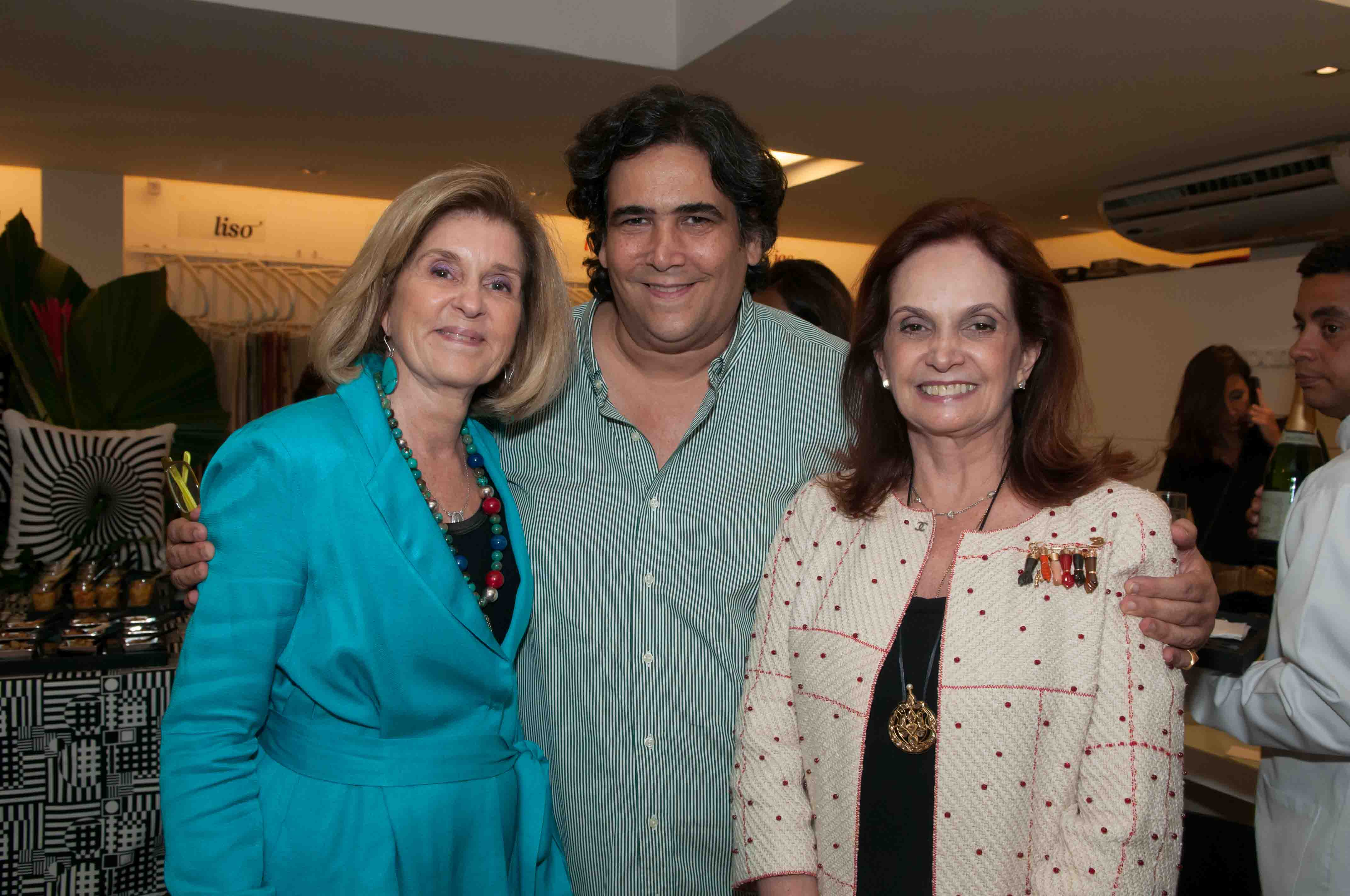 Lançamento de coleção na Ipanema Kravet