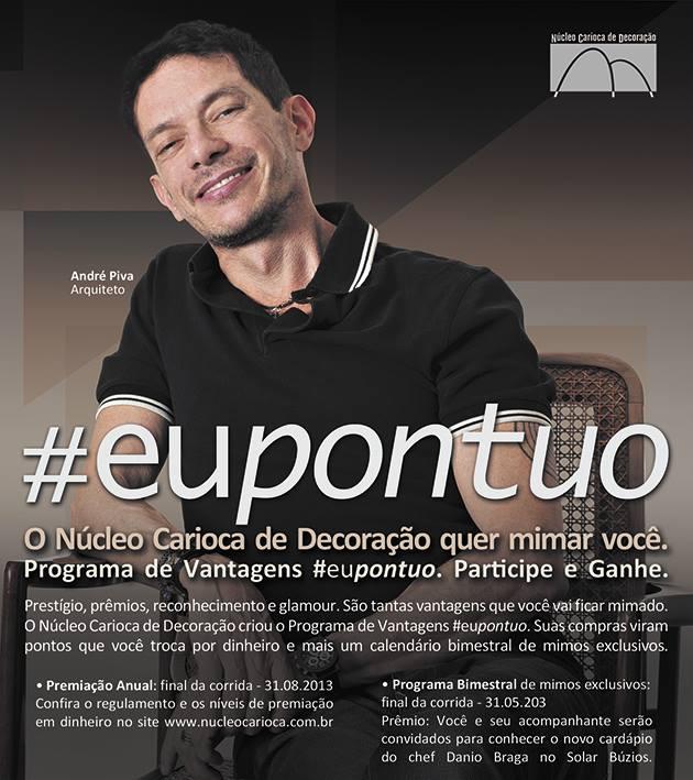 Corrida anual #eupontuo