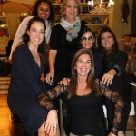 Ana Ciconha, Guacira Moura, Rosane Vieira, Lygia Durand, Isabella Matarazzo, Miriam Fegasa