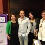 Casa & Gourmet Shopping_Vivi Pontes, Denilson Machado, Vivi Visentin e Monica Camargo_Divulgação 01