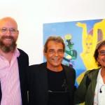 Augusto Herkenhoff, Eneas, e Fernando Mendonca