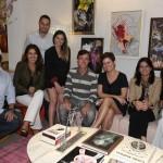 PJ 243  Joao Ricardo Coutinho-Andrea Duarte-Luiz Felipe Burdma n-Anny Meisler-Nando  Grabowsky-Monica Camargo-Ana Lucia Juca-Ana Lila Den ton