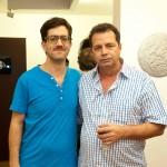 Santiago Navarro e Jorge Duarte