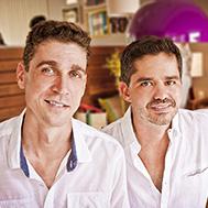 Entrevista com Ricardo Melo e Rodrigo Passos