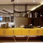 Living Design - assinado pelos arquiteto Pedro Lima e os designers Andréa Spelzon e Rodrigo Abbês